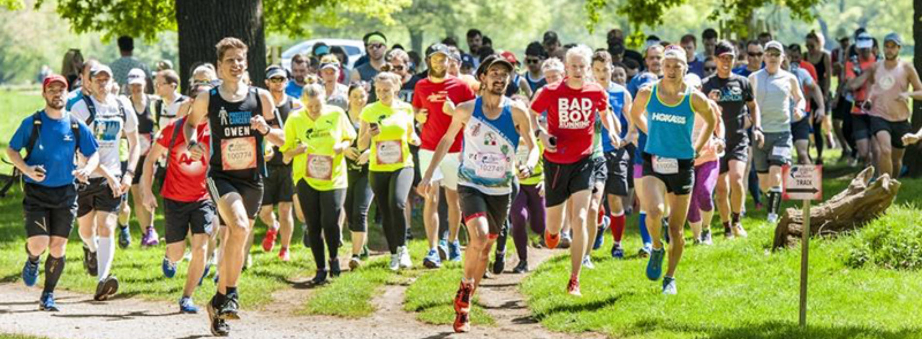 Take part in the inclusive Wings For Life World Run