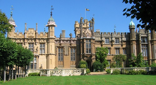 Accessible Knebworth House