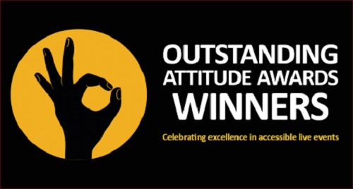 Outstanding Attitude Awards logo