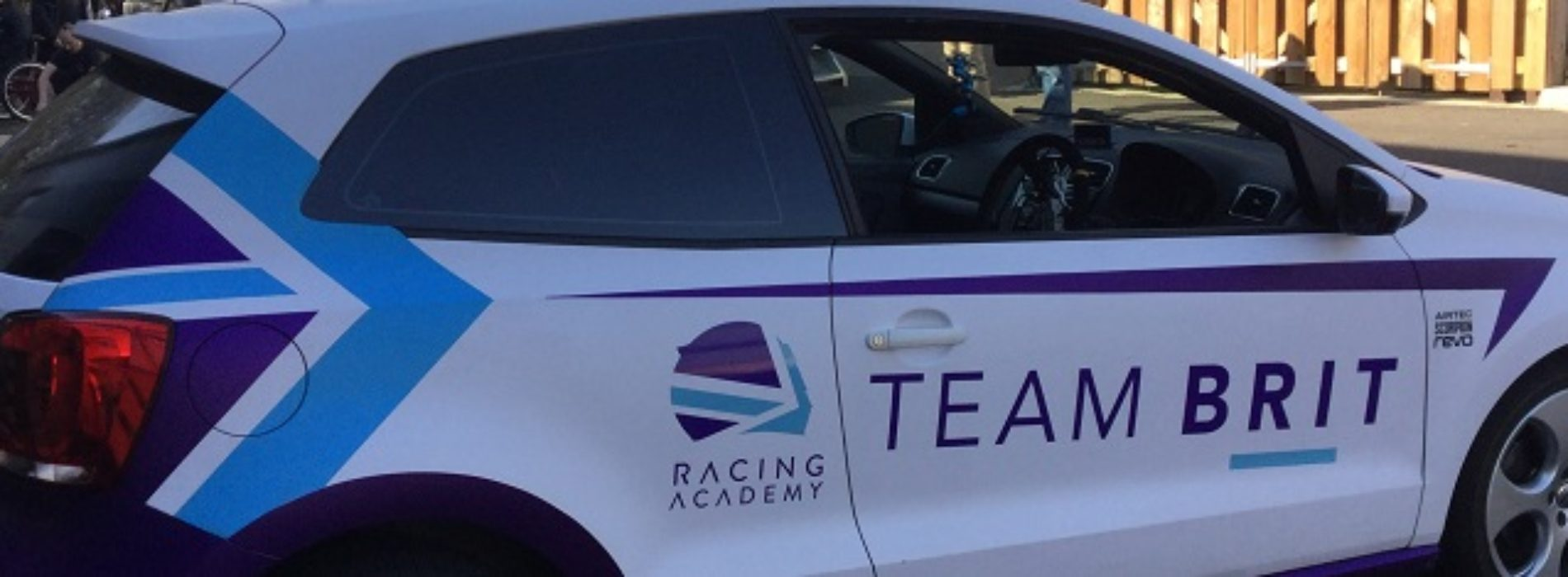 Team BRIT and Nicolas Hamilton launch the UK's first racing academy for disabled drivers