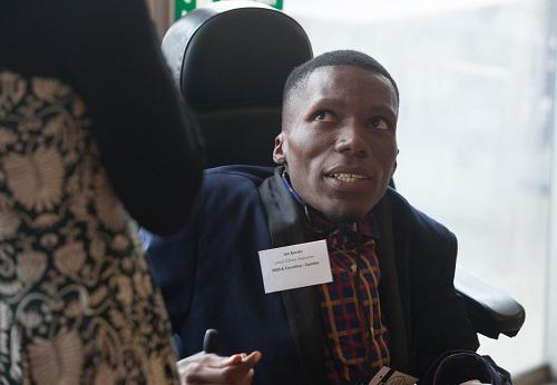 Ian Banda,Lead Citizen Reporter for Zambia