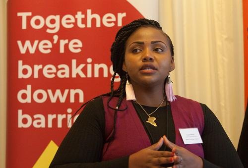 Regina Mwangi - Lead Citizen Reporter for Kenya
