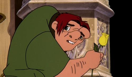 Quasimodo in The Hunchback of Notre Dame