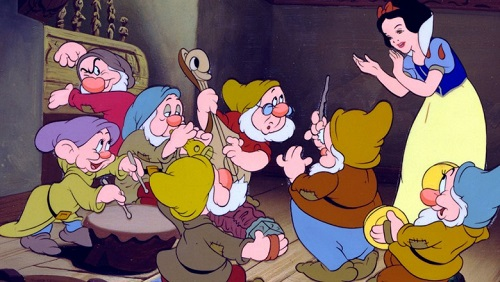 Snow White with the Seven Dwarfs