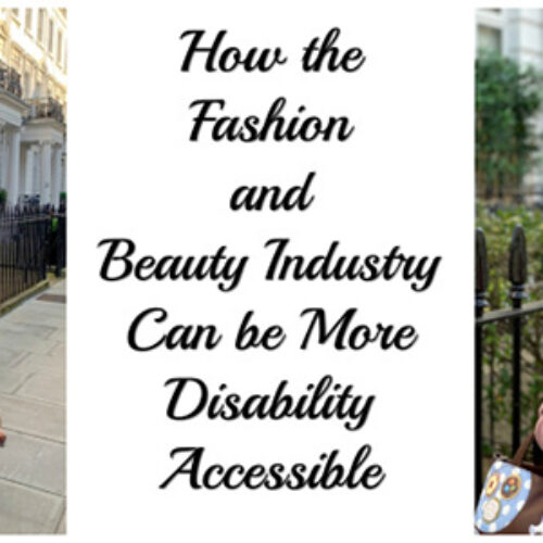 How fashion and beauty brands can be more accessible