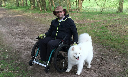 How the new all-terrain eTrike from Mountain Trike helps wheelchair users