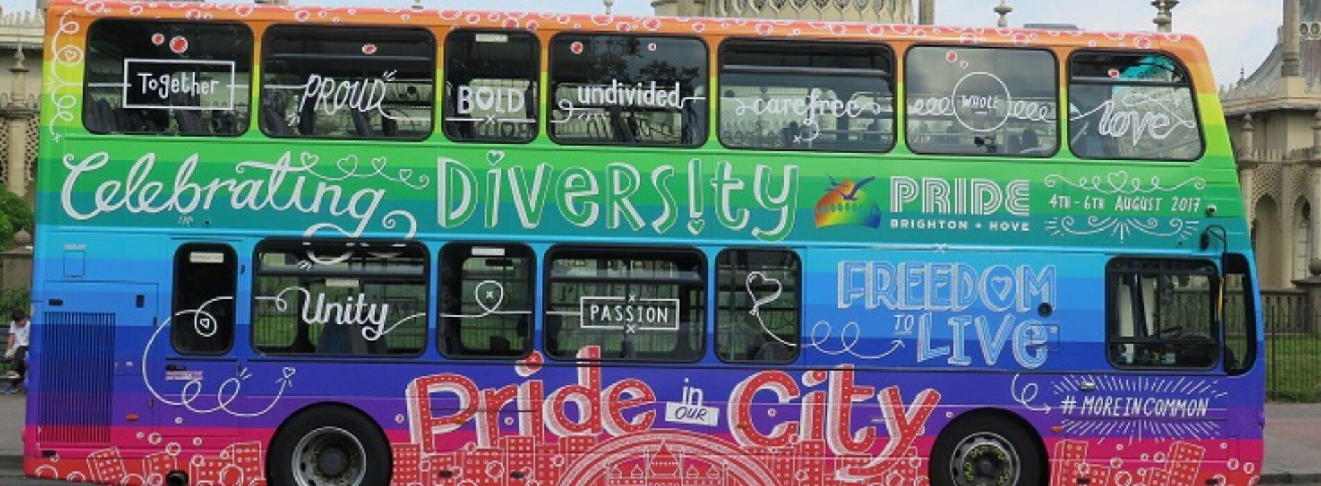 Disability Pride Brighton 2019 celebrating inclusion