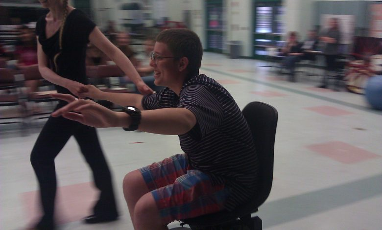 Photo of Dancing on Wheels!