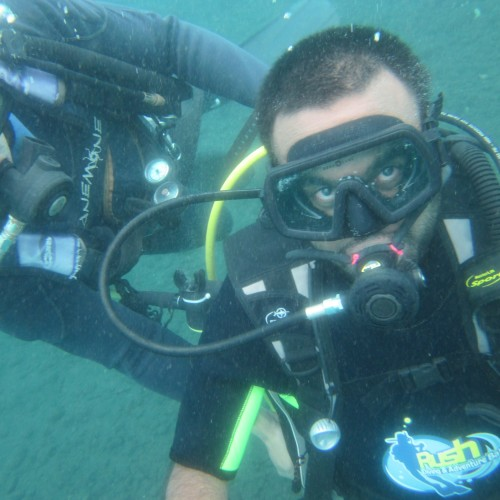 Into the deep blue sea: disabled diving in Bali