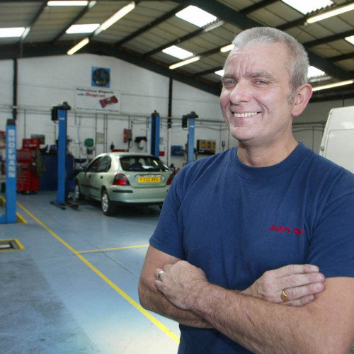 Andy's Kars: the garage that repairs cars and… people's lives