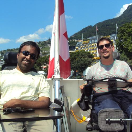Road trip to Switzerland!
