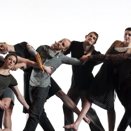 Turning 20 – Celebrating twenty years of the Candoco Dance Company