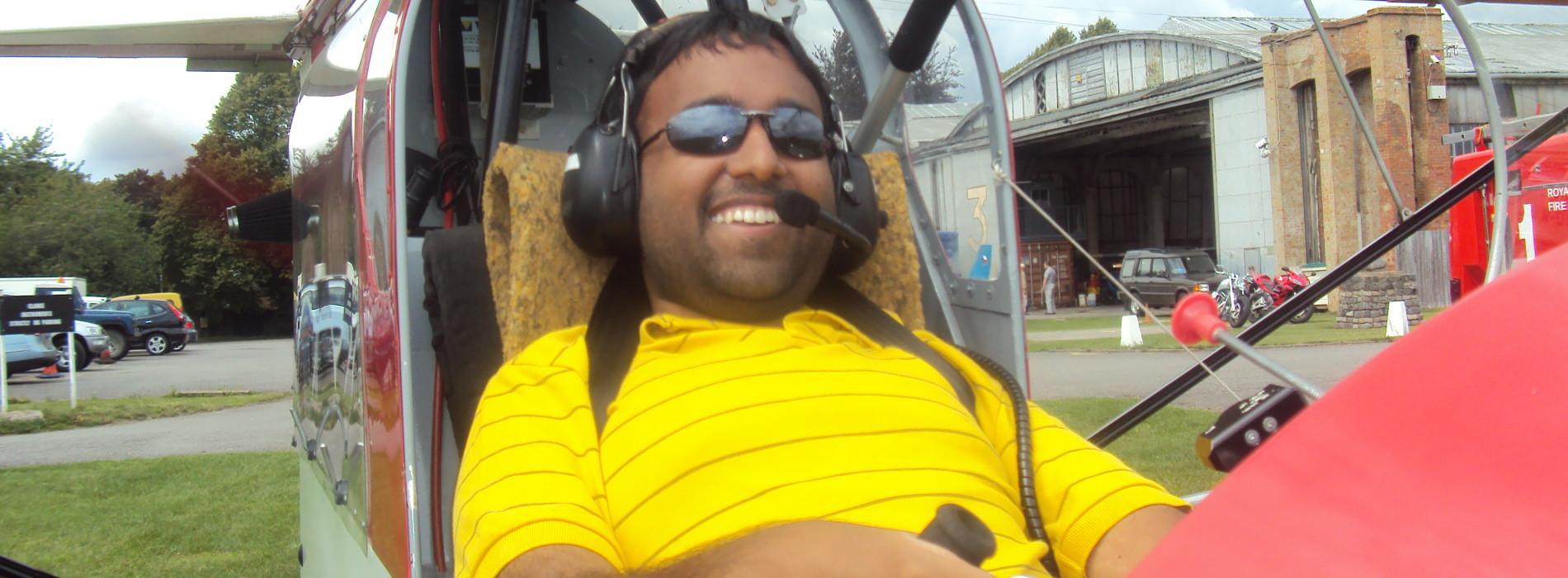 "Call sign – ""Maverick"": Introducing adaptive flying"