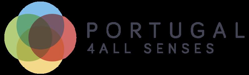 portugal-4all-senses-logo-completo
