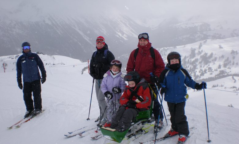 Photo of My adaptive ski trip to Whistler
