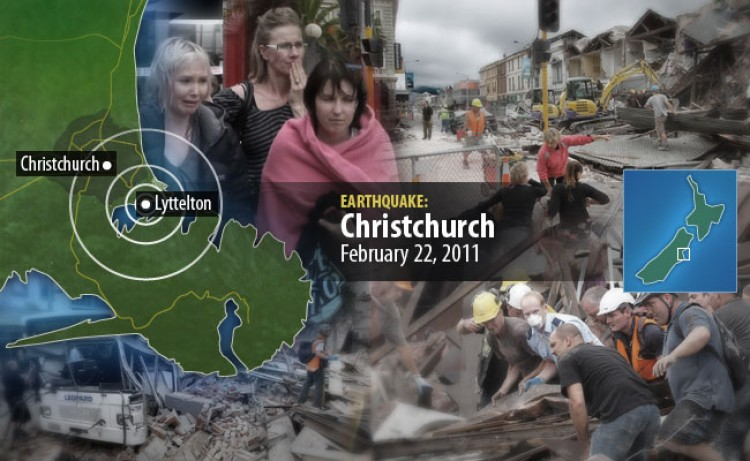 Photo of My life after the New Zealand Earthquakes