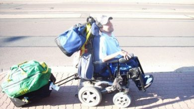 Photo of Martyn Sibley: Overcoming my disability to volunteer abroad