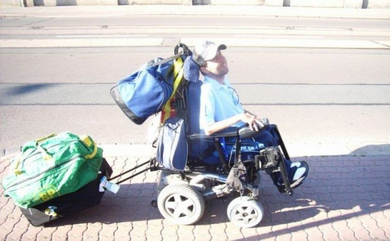 Photo of Epic European Disability Roadtrip: never give up