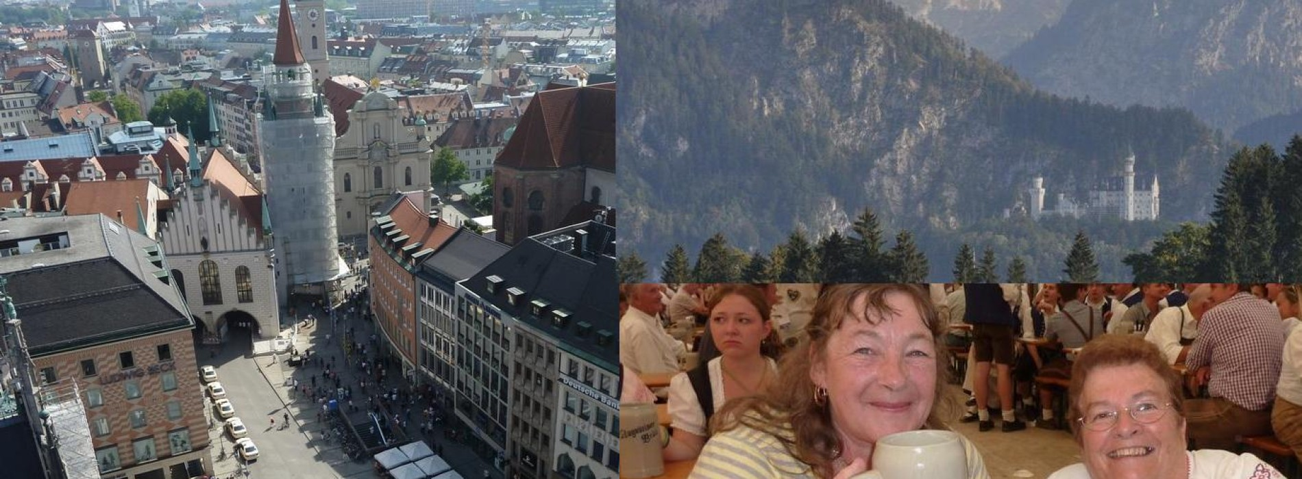 Discovering Bavaria and Makin' Tracks: Part 2