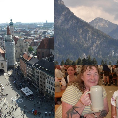Discovering Bavaria and Makin' Tracks: Part 1
