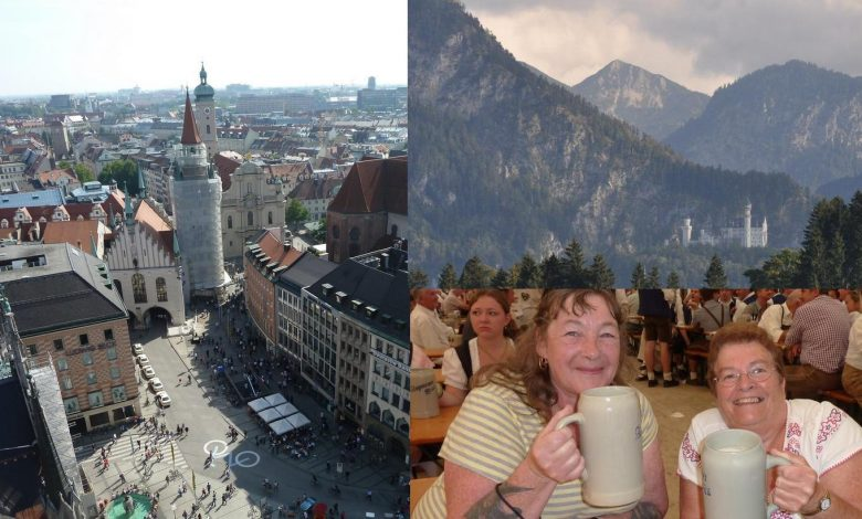 Photo of Discovering Bavaria and Makin' Tracks: Part 1