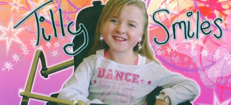 Photo of Tilly Smiles: inspiring disabled children