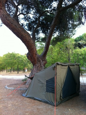 14 capitals in 14 days | OZ Tent | Disability Horizons