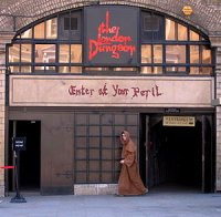 London Dungeon accessibility | London disabled access