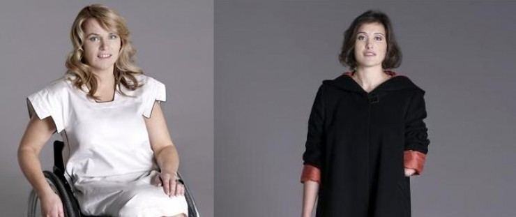 Photo of XENI: fashionable clothing for disabled women