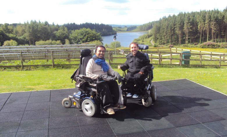 Photo of Accessible adventures in Exmoor with the Calvert Trust