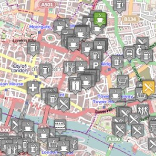 Wheelmap: making accessible information global