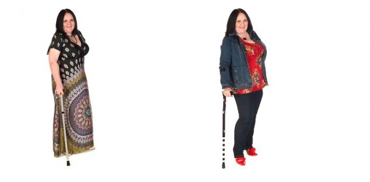 Photo of GlamSticks: the story of these designer mobility aids