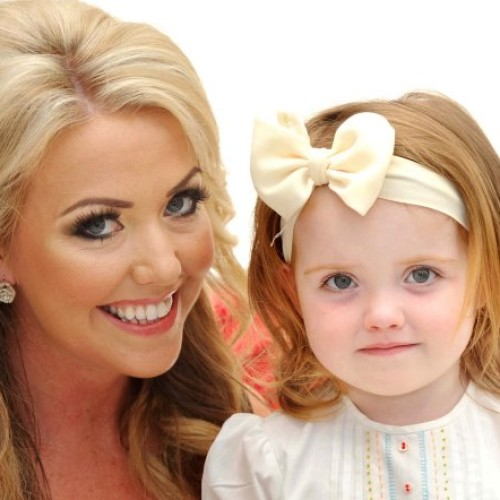 Kelly-Marie Stewart: disability and motherhood