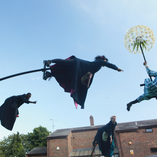 The Garden: an inclusive theatre performance as part of London 2012