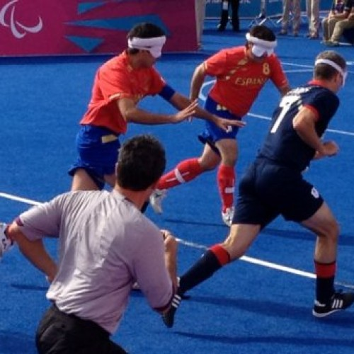 The Paralympic Games 2012: day 2