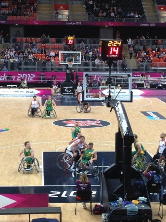 Paralympics Wheelchair Basketball | Paralympic Games