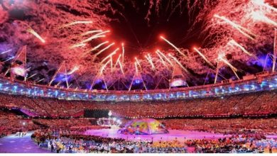 Photo of The Paralympic Games Opening Ceremony: pictures from inside the stadium