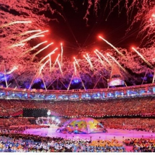The Paralympic Games Opening Ceremony: pictures from inside the stadium