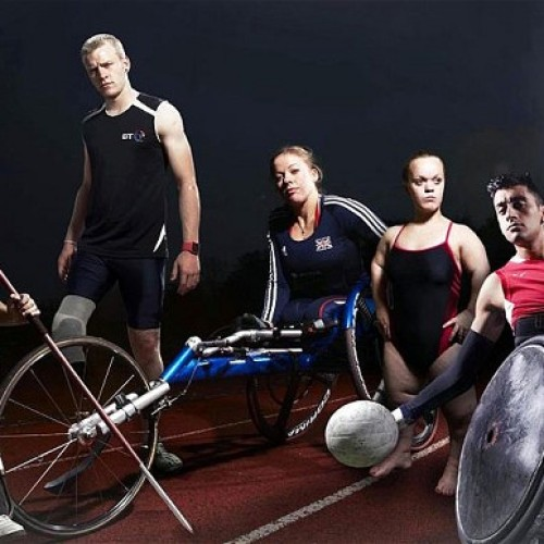 The Paralympic Games 2012 are here!