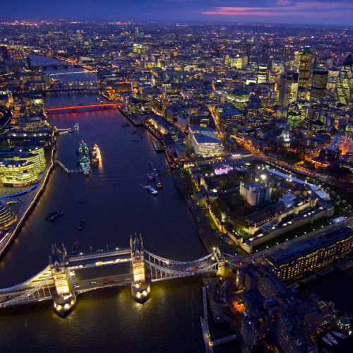 Life working in the City of London