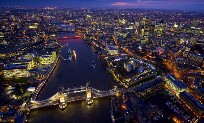 Photo of Life working in the City of London