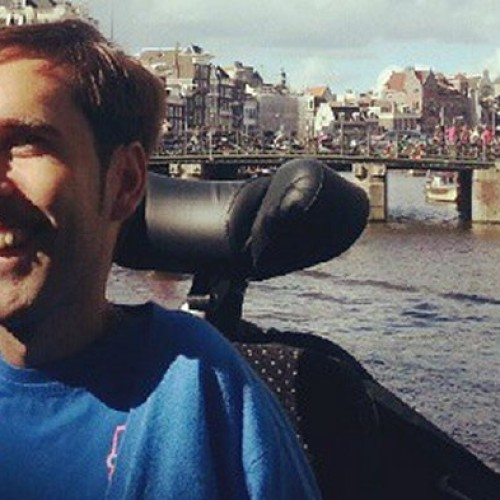Martyn Sibley's Epic European Disability Roadtrip: part 3