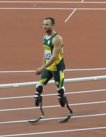 Oscar Pistorius Paralympics   Paralympics Games 2012