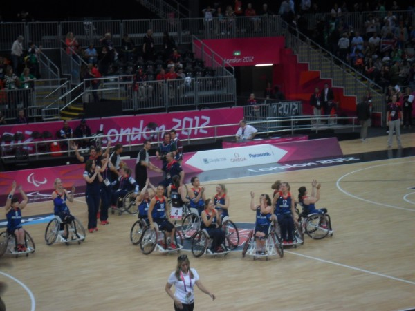 Paralympic Games women's Wheelchair Basketball