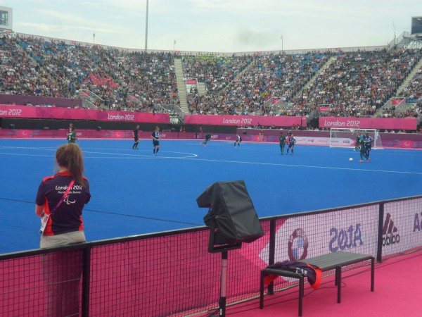 Paralympic football