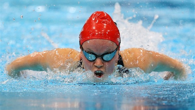 Paralympics - swimming - Ellie Simmonds
