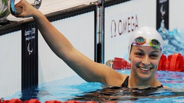 Victoria Arlen - Paralympics