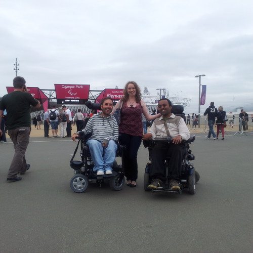 The Paralympic Games 2012: day 3