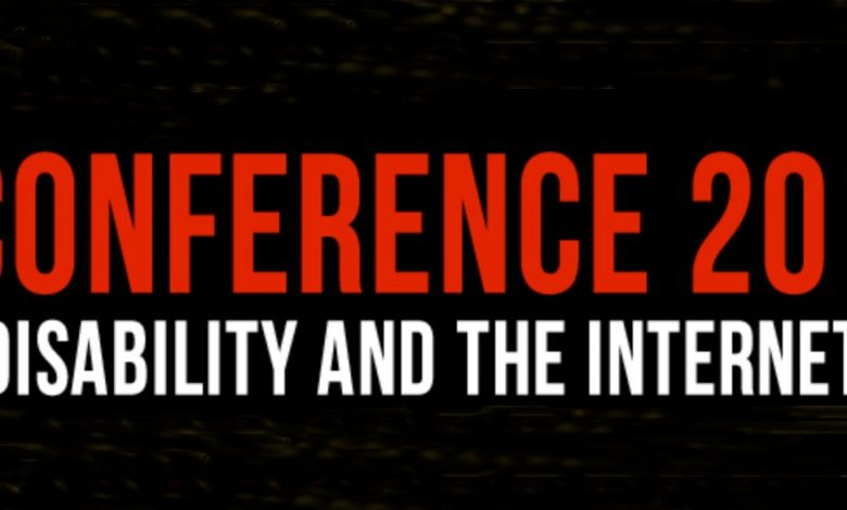 Photo of Dconference: disability and the internet