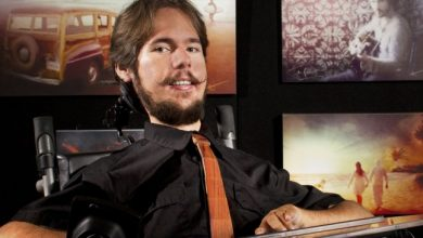 Photo of AJ Brockman: Differently abled through digital art